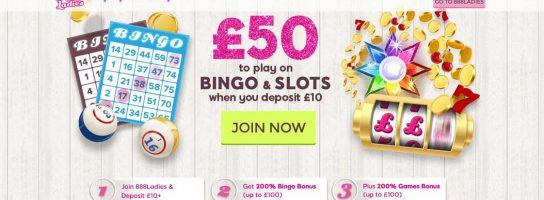 888Bingo Casino