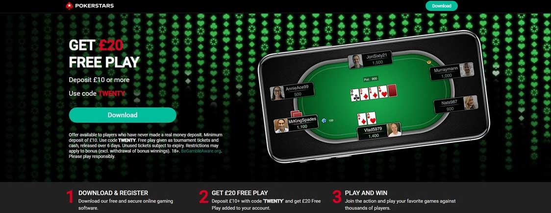 扑克之星赌场