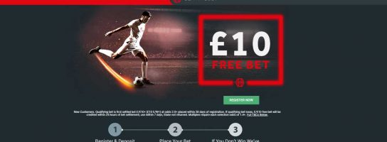 Genting Betting Site
