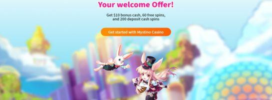 Mystino Online Casino